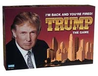 TRUMP the Game from - Hasbro