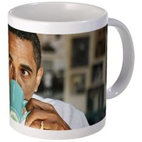 Barack Obama Coffee Mug from - CafePress
