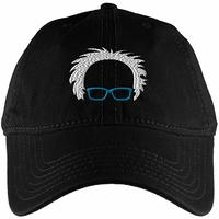 Election 2020 Bernie Sanders Hair Minimalist Cap from - Old Glory