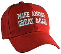 Make America Great Again Hat from - Make America Great Again Hat