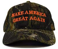 Camo Make America Great Again Donald Trump Hat from - Make America Great Again Hat