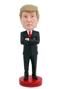 Donald Trump Bobblehead from - Royal Bobbles