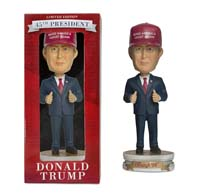 Donald Trump Bobblehead, Make America Great Again from - PLAN P2 PROMOTIONS
