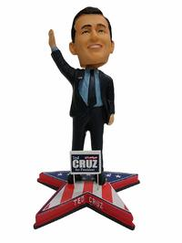 Ted Cruz for President Bobblehead  from - National Bobblehead Hall of Fame and Museum