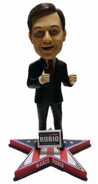 Marco Rubio for President 2016 Presidential Limited Edition Bobblehead  from - National Bobblehead Hall of Fame and Museum