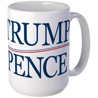 Trump/Pence For President Coffee Mug from - CafePress
