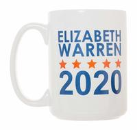 Elizabeth Warren for President 2020 Mug from - Artisan Owl