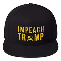 Impeach Trump Cap from - The Resistance