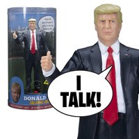 Donald Trump Talking Figure from - OUR FRIENDLY FOREST