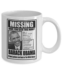President Barack Obama Coffee Mug from -  TDM Inc.