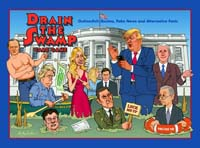 DRAIN THE SWAMP Card Game from - FAST Entertainment LLC