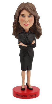 Melania Trump Bobblehead from - Royal Bobbles