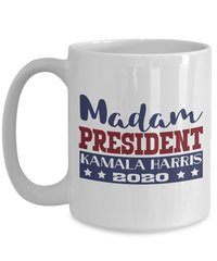 Kamala Harris 2020 Coffee Mug from - Chez Bonmarché LLC