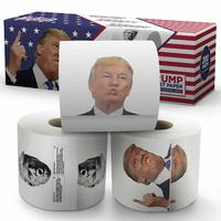 Donald Trump Toilet Paper The Presidential 3-Pack from - Gagster
