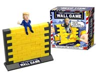 The Trump Presidential Wall Game from - New Entertainment