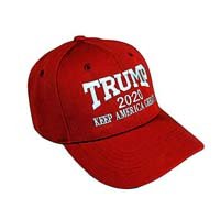 Trump 2020 Keep America Great Baseball Cap from - Bingoo