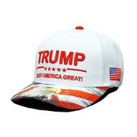 Trump Keep America Great! Eagle Baseball Cap  from - Bingoo