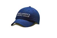 Make America Decent Again Anti Trump Hat from - Blue State Gifts