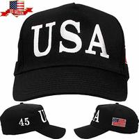 Donald Trump USA 45 Ball Cap from - SKYNDI