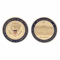 Donald Trump 45th President  Commemorative Coin from - zcccom