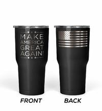 President Donald Trump Stainless Steel Travel Mug from - We The People