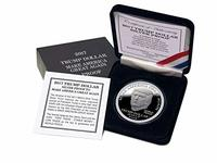 DONALD TRUMP Make America Great Again Silver Dollar from - Triple Play Collectables.