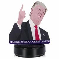 Donald Trump 3D Night Light from - CEETOO