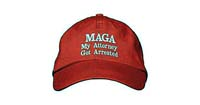 My Attorney Got Arrested Anti Trump MAGA Cap from - Ezone