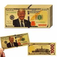 Donald Trump 1000 Dollar Bill Banknote from - PartyYeah