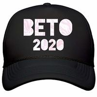 Beto 2020 Film and Foil Snapback Trucker Cap from - FUNNYSHIRTS.ORG