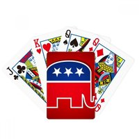 Republican Party Poker Playing Cards from - DIYthinker