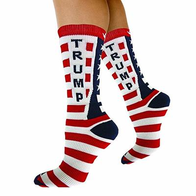 Donald Trump American Flag Socks from - Cell XS(TM)