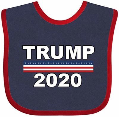 Trump 2020 Baby Bib 2cd14 from - Inktastic